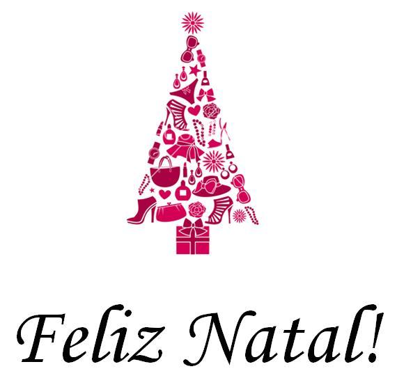 Feliz Natal! - Coisas de Caveira Blog